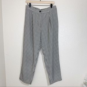 DIVIDED Wide Leg Pleated Pants, Size 10